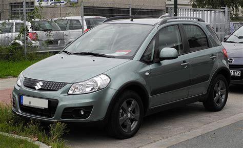 Suzuki X 2011 Suzuki Sx4