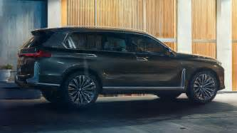 Bmw X7 2017 2017 Bmw X7 Concept Photos Leaked Ahead Of
