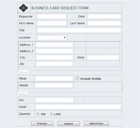 business card form template sle email requesting for business card best business