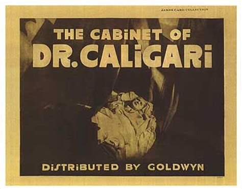 cabinet of dr caligari posters at poster