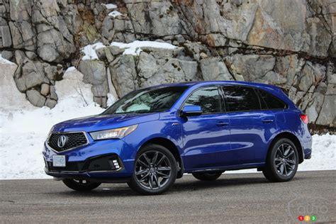 acura mdx  spec review car reviews auto