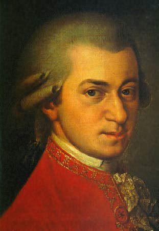 Mozart Little Biography | opinions on wolfgang amadeus mozart