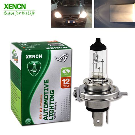 Headl Maestro 90 91 Twopieces Standart xencn h4 p43t 12v 100 90w 3200k clear series offroad