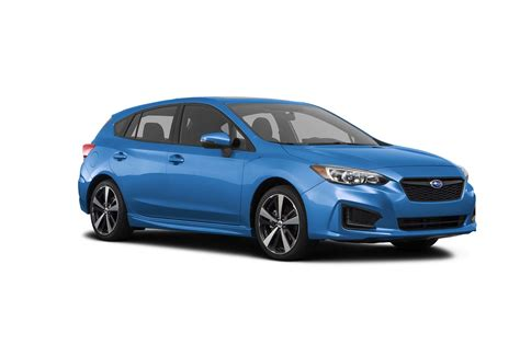 All New 2017 Subaru Impreza Bows In New York Automobile