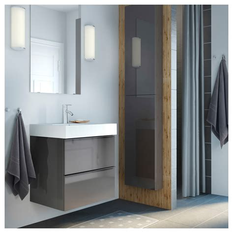 godmorgon bathroom godmorgon mirror 60x96 cm ikea