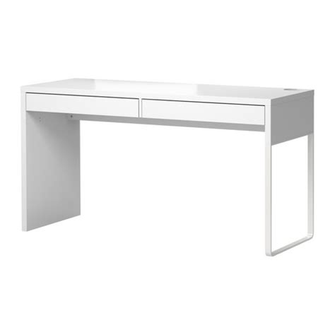 table bureau ikea micke desk white ikea