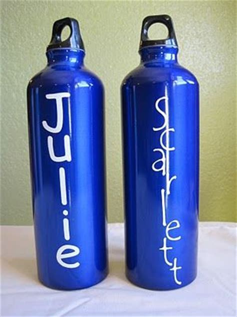 Water Bottle Decorating Ideas by 1000 Images About Water Bottle Decorating Ideas On