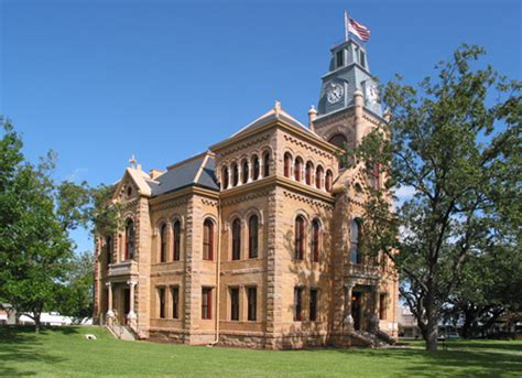 Llano County Records Llano County Courthouse Voh Architects