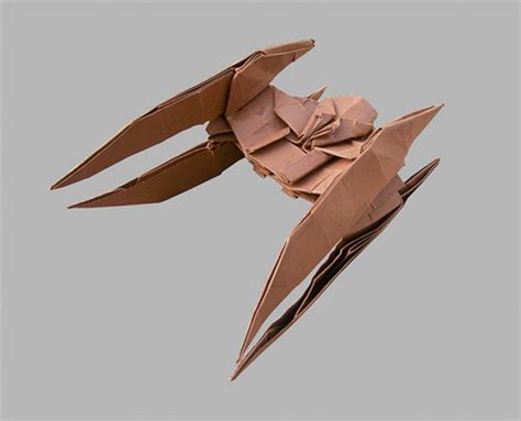 Origami Vulture - wars origami