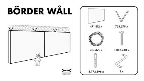 Ikea Instructions Meme - der postillon quot b 246 rder w 229 ll quot ikea bietet trump g 252 nstige