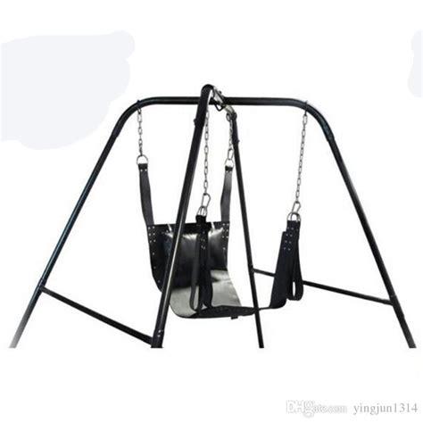 sex on the swing sex toy multipurpose swing bracket sex swing sling frame