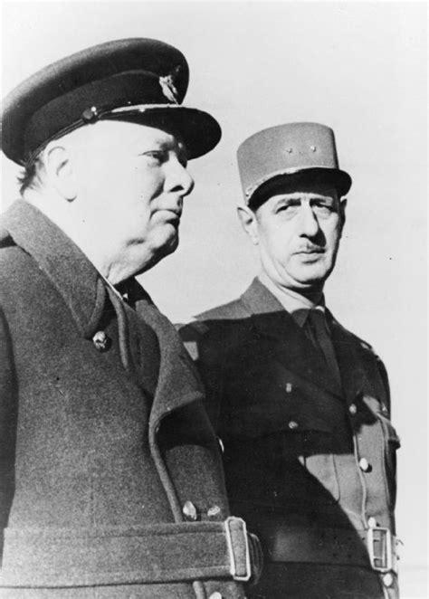 Quand de Gaulle rencontre Churchill - Léléphant - La revue