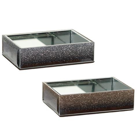 Glitter Bathroom Accessories Glitter Ombre Soap Tray Bathroom Accessories B M Stores