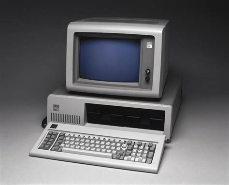 Personal Komputer the ibm pc turns 35 today