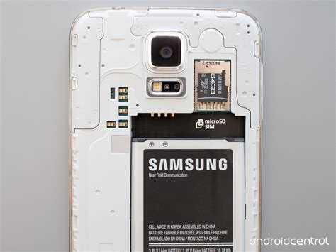 can i make my sim card into a microsim how to insert and replace the sd card on the galaxy s5