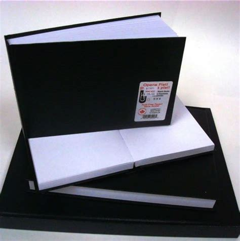 sketch book hardback hardcover black sketchbooks