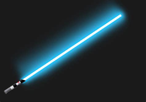 Light Saver by File Lightsaber Blue With Shimmering Aura Png