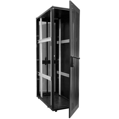 42u Server Rack Cabinet by 42u 36in Server Rack Cabinet Enclosed Server Racks And Cabinets Startech