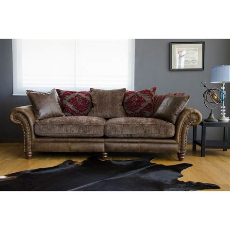 Best Deals On Leather Sofas Hudson Leather Sofa