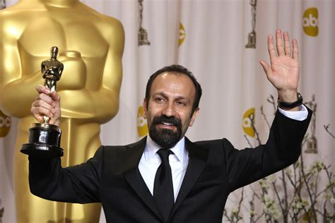 directors who won an oscar academy stands by iranian oscar nominee asghar farhadi in