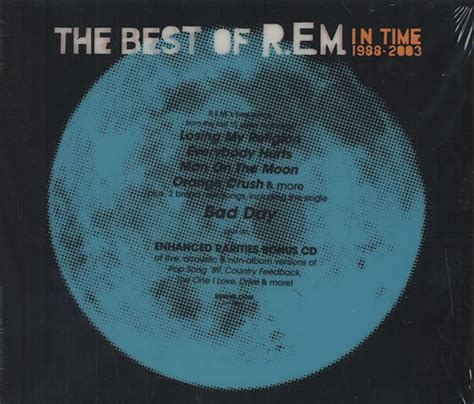 best of rem rem the best of r e m in time 1988 2003 german 2 cd album