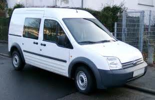 Ford Transporter Ford Transit Connect Wikiwand