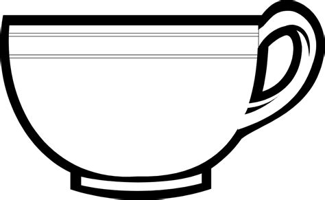 Teacup Outline Drawings by Teacup Outline Drawings Www Pixshark Images Galleries With A Bite