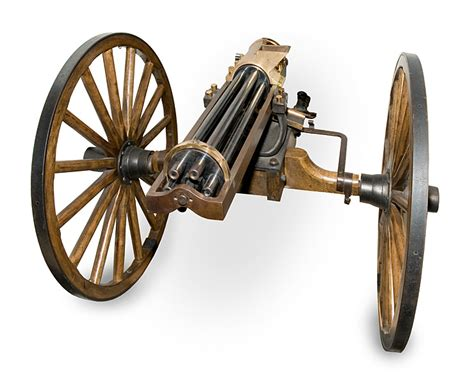 Gasing Cannon 1862 gatling gun heavy support weapons guns weapons and tactical