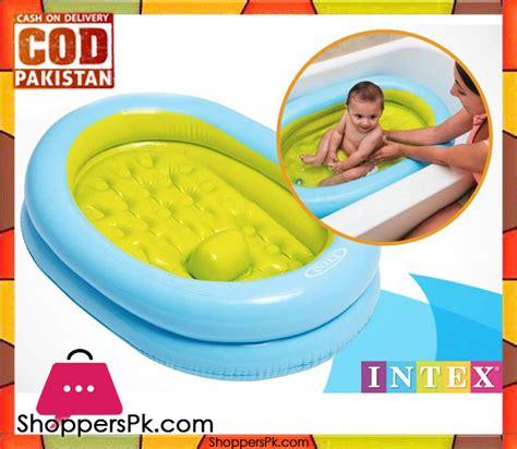 Intex 48421 Baby Bath Pool Set baby bath tub pakistan a b high quality baby