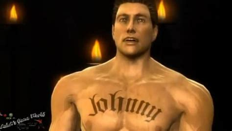 johnny cage again by tipsyolaama on deviantart