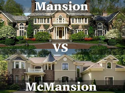 Contemporary Style Home by Mcmansion Hell The Devil Is In The Details 99 Invisible