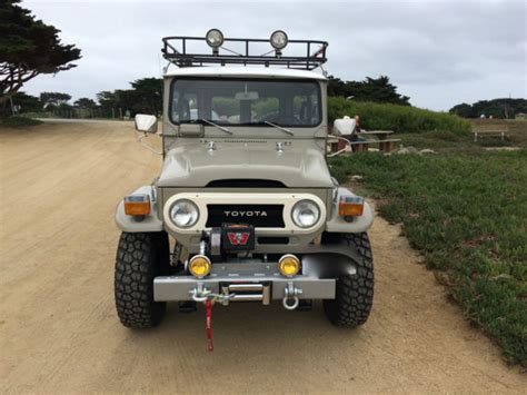 Jeep Toyota Land Cruiser 1975 Toyota Fj40 Landcruiser Fj 40 Land Cruiser Jeep Wrangler