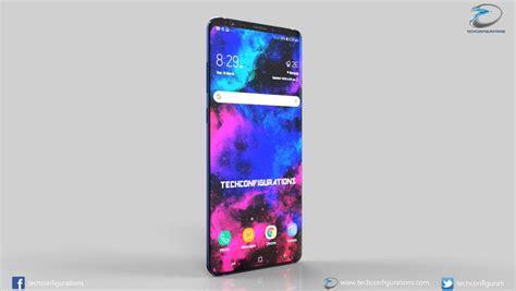 samsung galaxy s10 gets intro concept phones