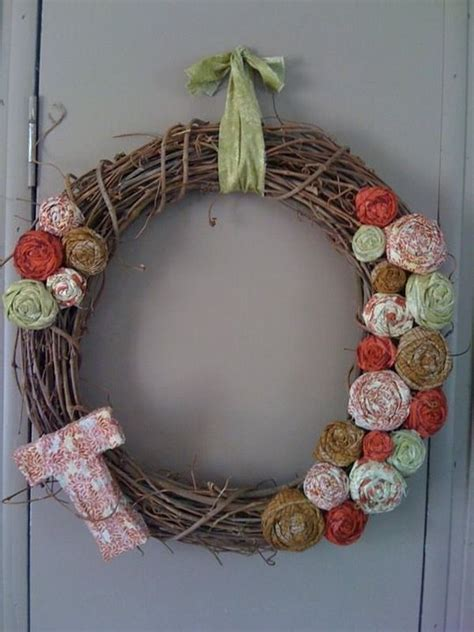 Wreath Decorating Supplies by 32 Wreath Ideas How To Make A Wreath