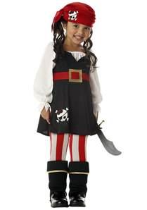 halloween pirate costumes toddler girls pirate costume
