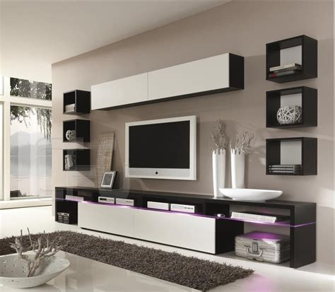 Apartment Sized Entertainment Unit Apartment Layout Tvs Modern Living Room Wall Units With