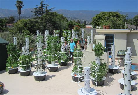 california entrepreneur leads rooftop tower garden 174 farm