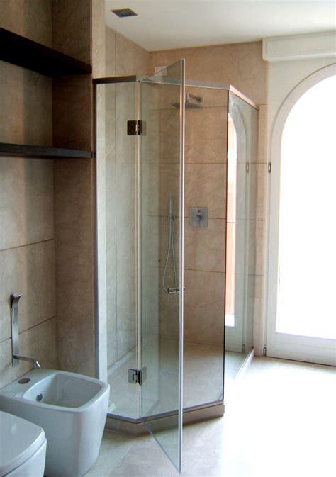 doccia tre lati box doccia tre lati realizzati su misura in cristallo e