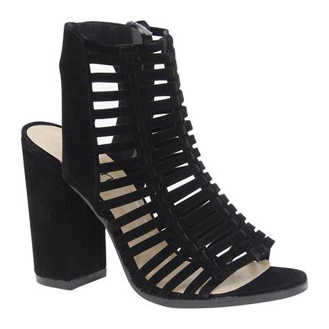 block heel gladiator sandals womens strappy peep toe gladiator high block heel platform