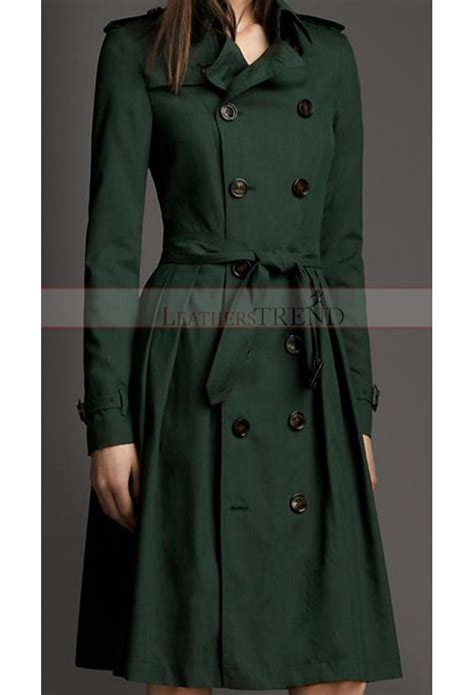 rebecca ferguson mission impossible rogue nation green trench coat