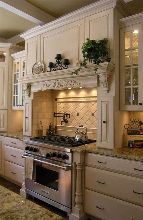 kitchen mantel ideas 20 ways to create a french country kitchen