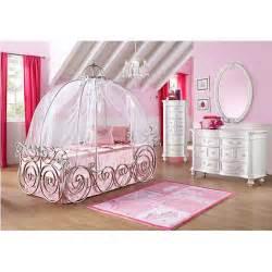 princess carriage bedroom set