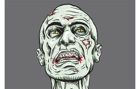 zombie tutorial illustrator cool adobe illustrator tutorials top 100 exles