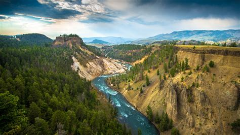 Wallpaper Designs For Walls by Grand Canyon Yellowstone Landscape Wallpapers