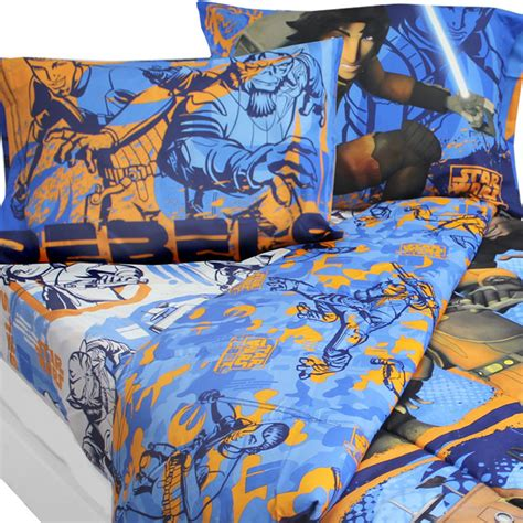 star wars toddler bedding star wars full bedding set rebels fight comforter sheets