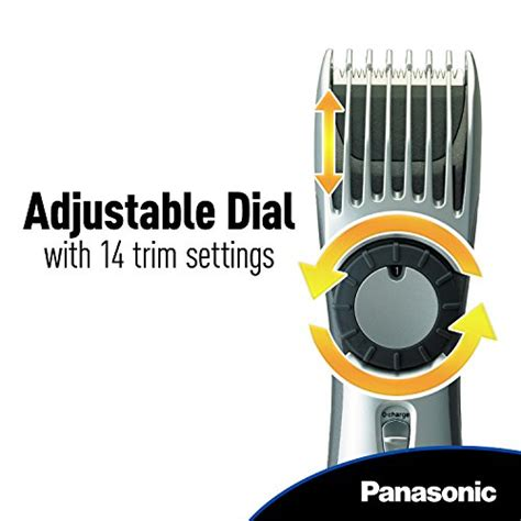 panasonic trimmer charger panasonic er224s all in one cordless hair and beard