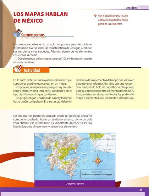 libro de geografia 5 grado online geograf 237 a cuarto grado 2016 2017 online p 225 gina 188 de