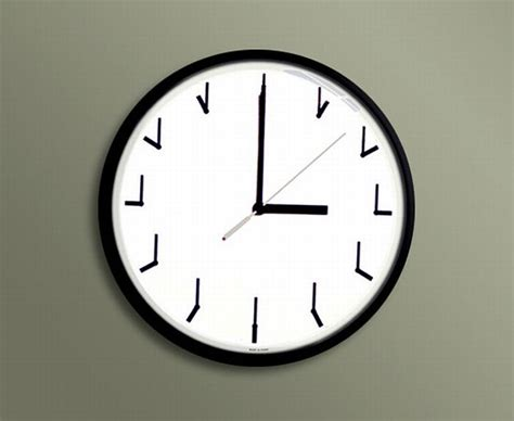 Cool contemporary clock designs - Kerala home design and ... In Time Movie Clock