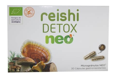 Reishi Detox by Prep 225 Rate Para El Verano 161 Operaci 243 N Express