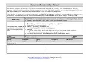 Procurement Policy Template Free by Fme Procurement Plan Template